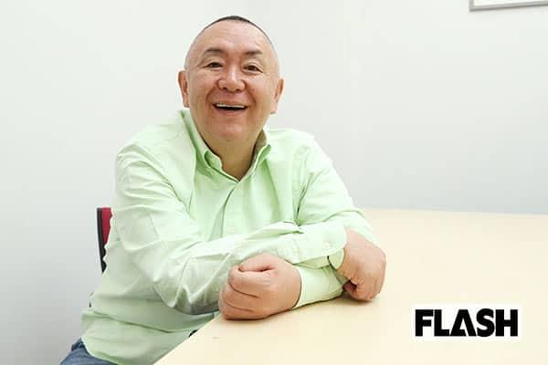 松村邦洋が『しくじり先生』その後を語る「宣言通り16kg減量」