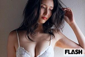橋本マナミ「官能旅行」ほかFLASHデジタル写真集創刊!