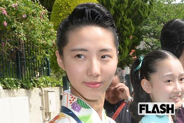 松岡修造の娘に「6%の壁」男役トップになれるのは16人に1人