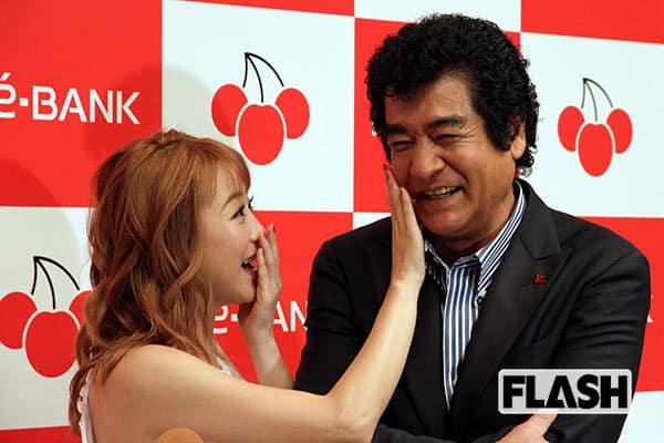 藤岡弘、のワイルドさに大興奮の鈴木奈々が「結婚したい!」