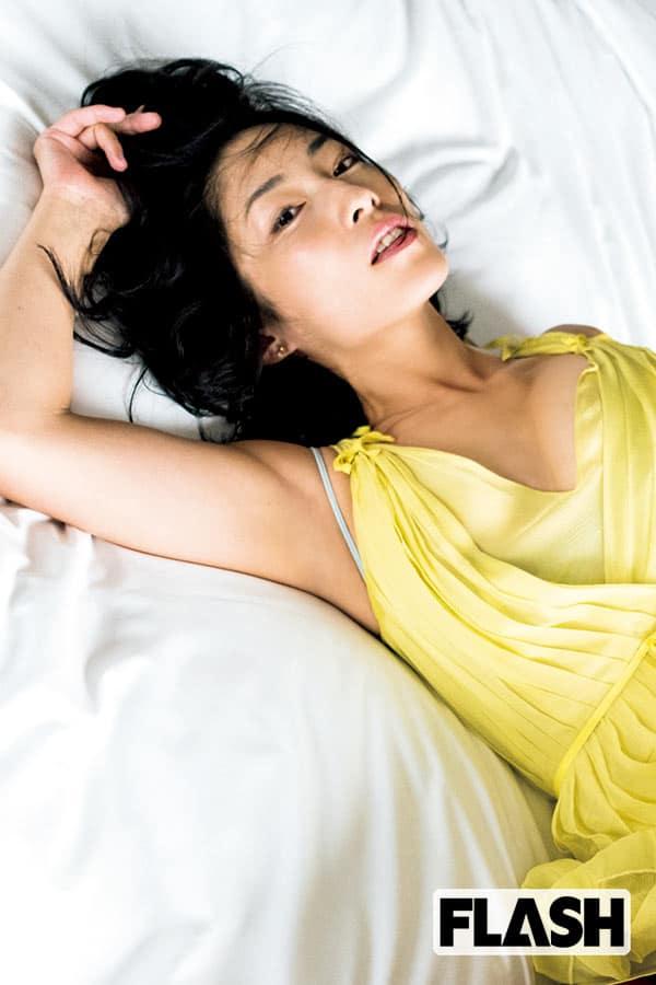 佐藤寛子「実力派女優が見せた美しき裸身伝説」