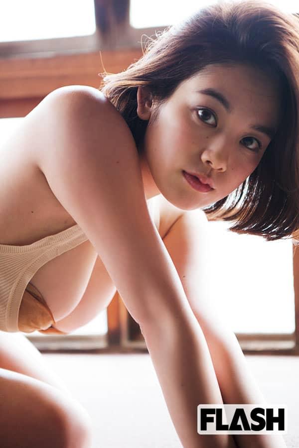筧美和子「美しき和風女子」