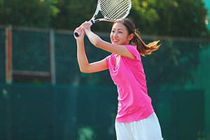 錦織圭との不思議な縁で「テニス実況者」になれた元局アナ