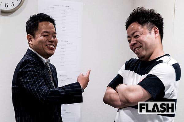山田美保子「いま一番面白い芸人はダイアン」