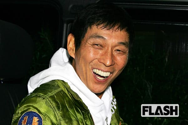 明石家さんまが驚いた「氷柱割り」する武闘派アイドル