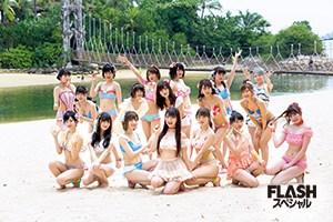 NMB48 世界でいちばん熱い夏