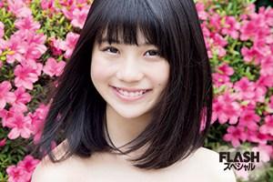 SKE48小畑優奈 新シングルで大抜擢の超フレッシュな15歳!