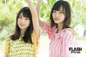 乃木坂46 3期生 与田祐希×山下美月「思い出のピクニック」