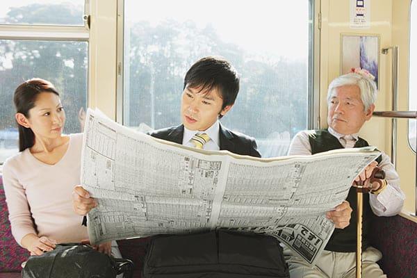 【QUIZで鍛えるビジネス算数脳】その新聞は何面まであるのか