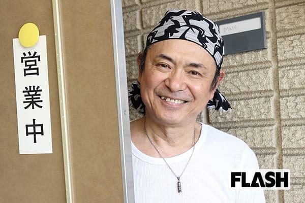 芸歴42年の名脇役「升毅」の自宅居酒屋に行ってみた