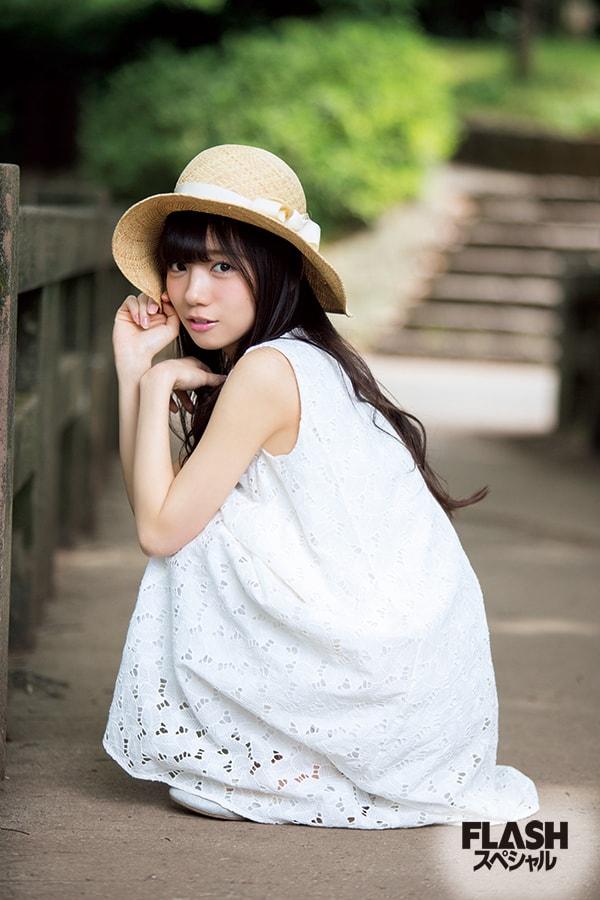 欅坂46 齊藤京子「夏風に抱かれて」