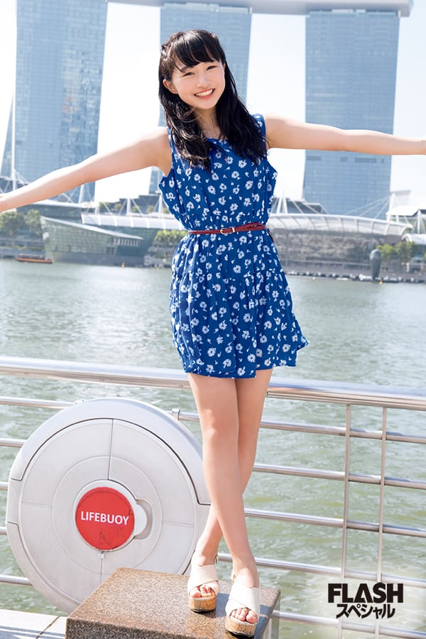 NMB48 山本彩加 てっぺんへの道 あーやんロード 「夏MV撮影で初海外!南国・シンガポールへの巻」