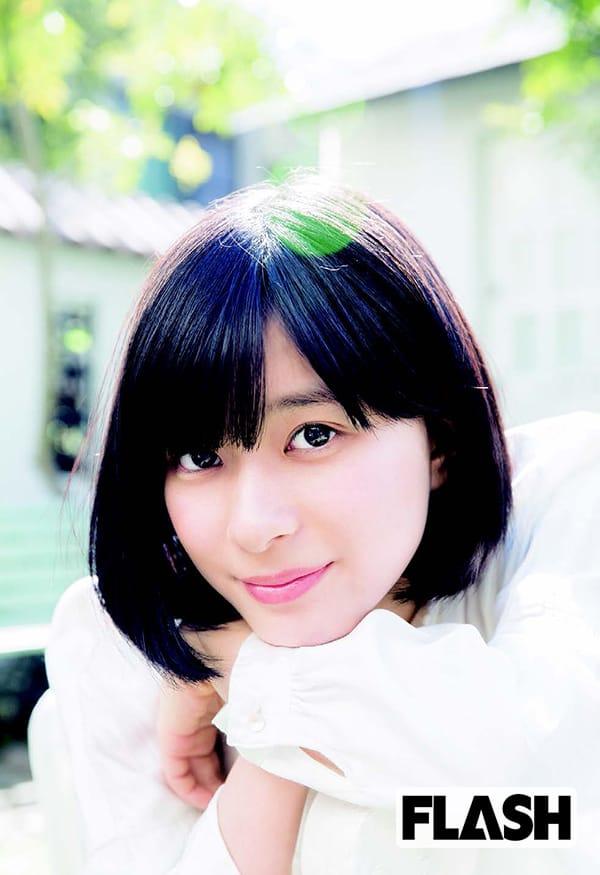 20歳になった芳根京子の決意「棒っきれはもう倒れない」