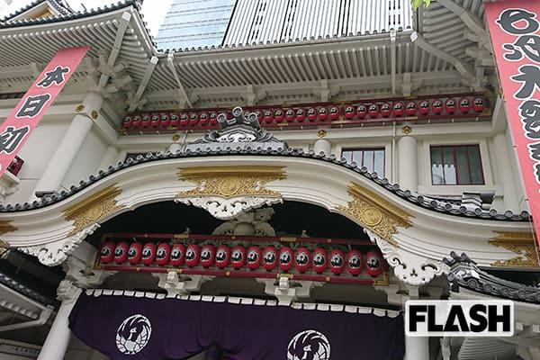 市川海老蔵と觀玄くんの初舞台「感動の瞬間」はここにある-