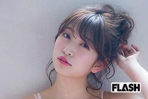 NMB48「吉田朱里」女子力ランジェリー独占初公開!
