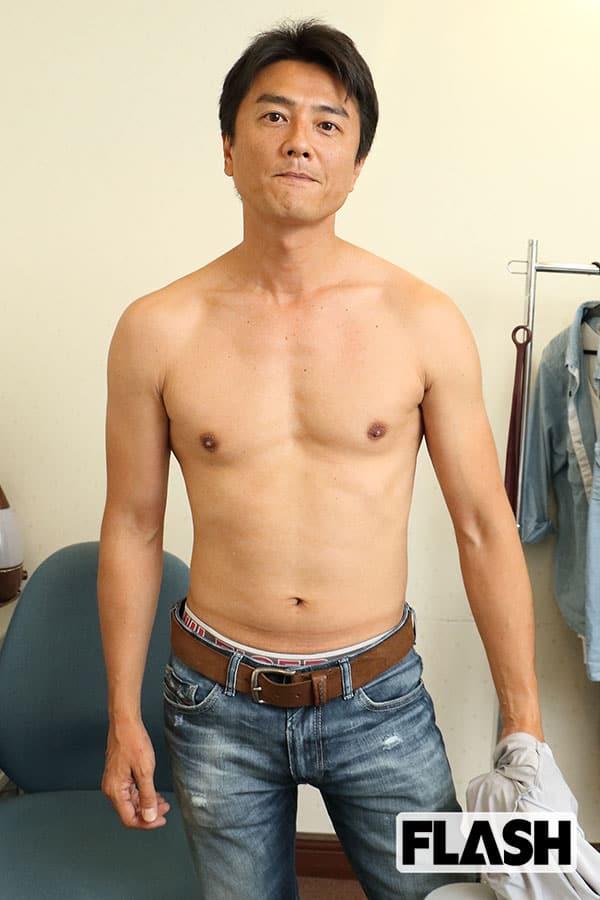 原田龍二「裸一環からの再出発」プライベートは街の美化委員