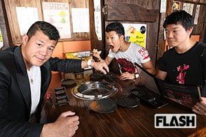 亀田三兄弟が身をもって示す「焼肉奉行」は長男・興毅