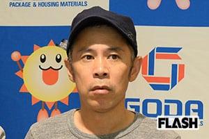 岡村隆史が暴露「借金まみれ」ジミー大西が絵描きをやめた理由