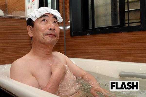 森友学園「籠池泰典氏」本誌にお風呂で「清めの裸語り」