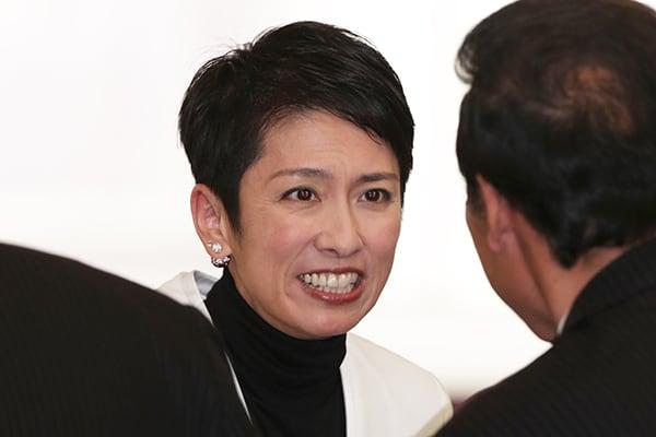 民進党の代表辞任「蓮舫」が語っていた「初体験のタイミング」