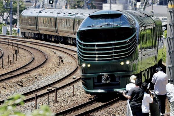日本一豪華な寝台列車「瑞風」125万円客室の居心地