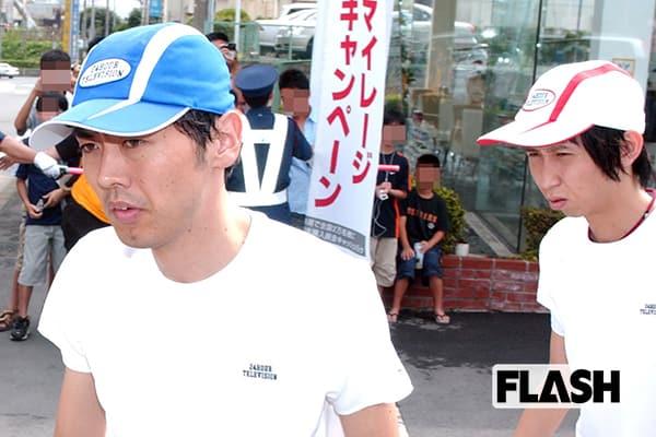 アンガールズ田中「24時間テレビ100kmマラソン」の苦悶を語る
