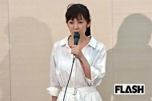 不倫否定「斉藤由貴」声かけ会見は選択ミス?
