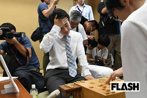 藤井聡太四段「高校に行きたくない!」15の夜