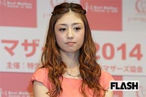 小倉優子が「清宮幸太郎」107本目の本塁打を熱烈観戦