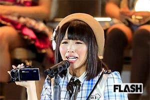 SKE48松村香織「キャバクラやメイド喫茶で働いていた」余裕発言