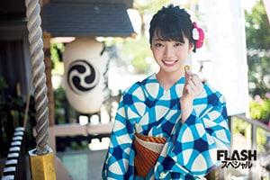 けやき坂46 高本彩花「猫目の女神様」
