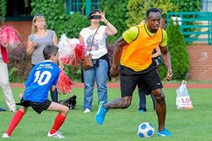 ボルト引退でサッカー「ドルトムント」入団の可能性