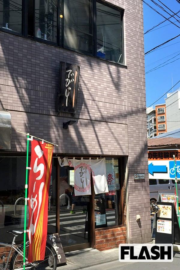 デビット伊東の店「でびっと 中延本店」を覆面ルポ