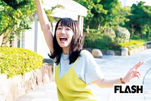 吉岡里帆「最最最旬女優に密着!」