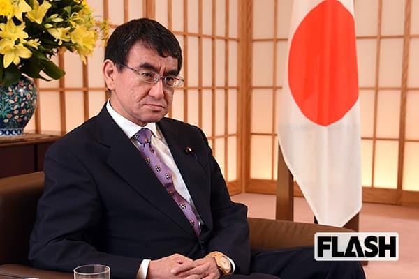 河野太郎が語る「北朝鮮への締めつけは10億ドル以上」