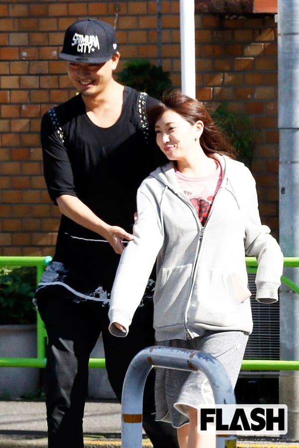 矢口真里の元夫が「愛人にしたいグラドル」森咲智美と連泊