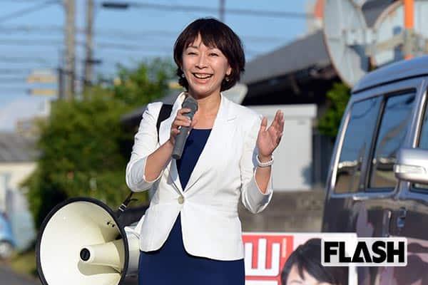 山尾志桜里が密会した「お相手弁護士」妻は病気療養中だった