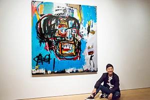 キン消し集めた「ZOZO前澤友作」いまは123億円の絵画をゲット