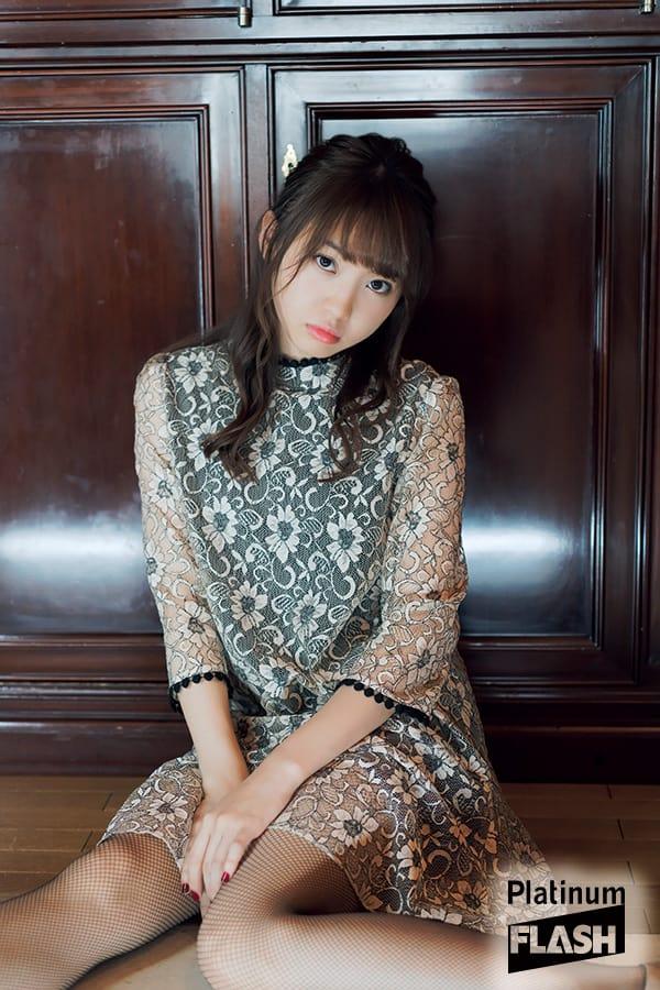 【9月30日 AKB48卒業】木崎ゆりあ 旅立ちの前に Platinum FLASH(プラチナフラッシュ)
