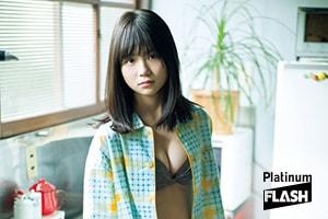 SKE48小畑優奈「夏休みの最終日」Platinum FLASH(プラチ…
