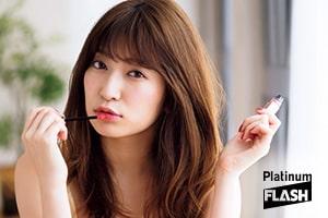 NMB48吉田朱里グラビア【Make up!】Platinum FLAS…