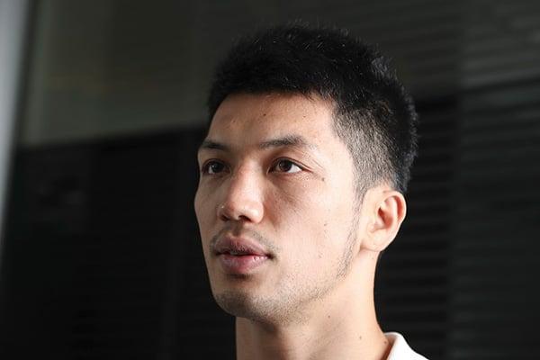 村田諒太インタビュー「時は来た」。再戦への思い。