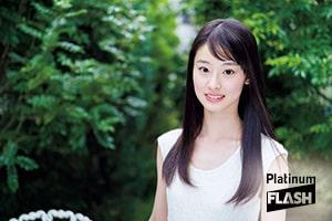 井本彩花グラビア「はじめて。」Platinum FLASH(プラチナフラ…