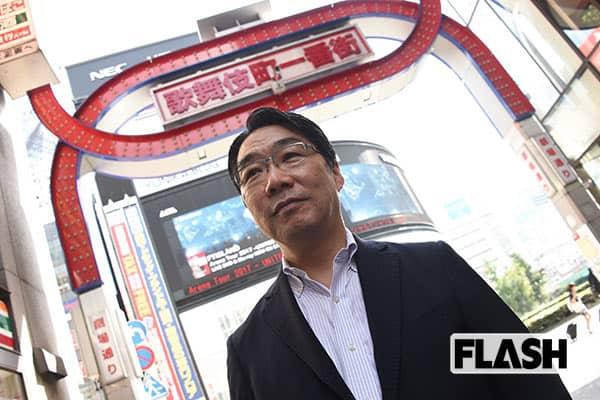 安倍総理を追い込んだ「前川喜平」歌舞伎町でJKの貧困を語る