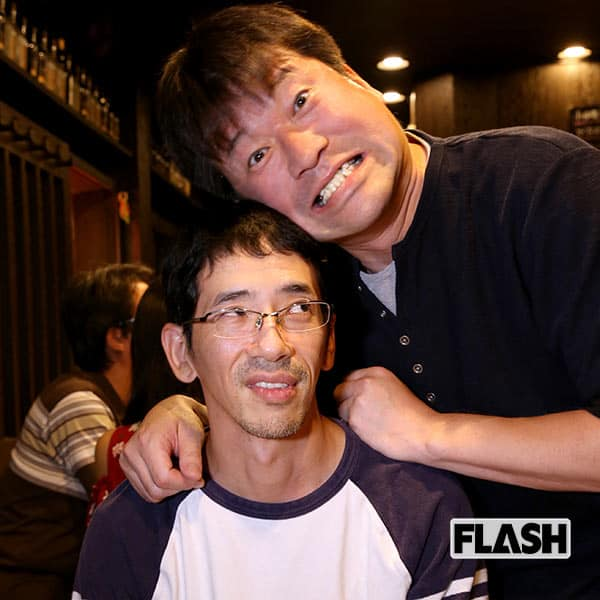 佐藤二朗と野間口徹「名バイプレイヤー」先輩・後輩対談!
