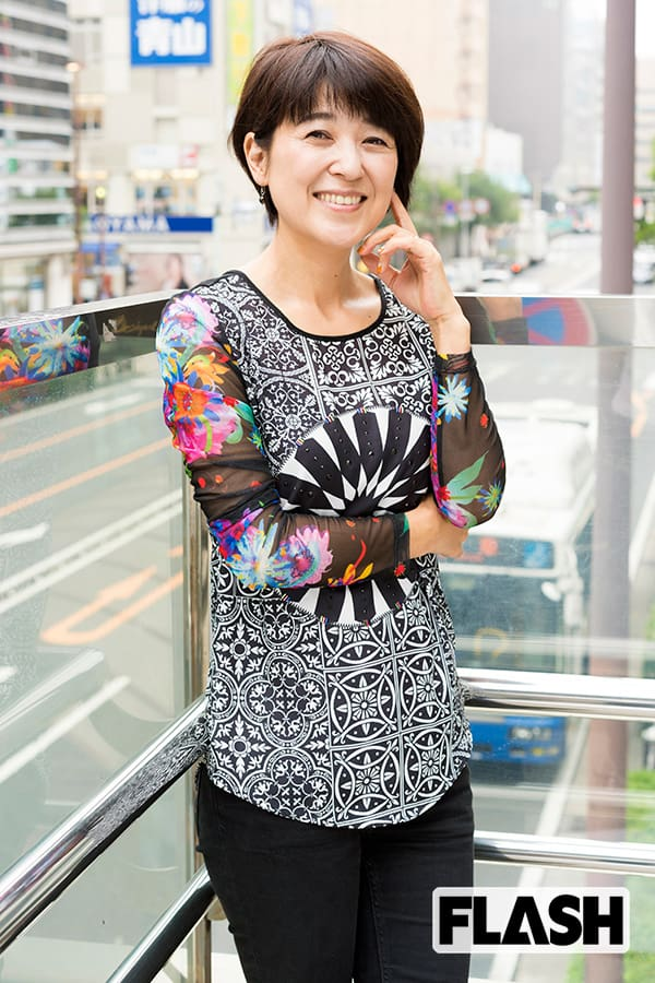 新田恵利「おニャン子時代の両親の教えは『出る杭は打たれる』」