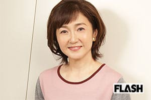 生稲晃子「おニャン子時代、スタッフに勉強を教わっていた」