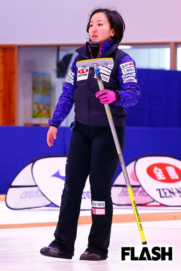 美人すぎるカーリング娘「藤澤五月」が五輪メダル宣言
