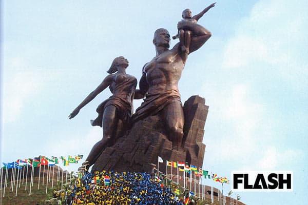北朝鮮の銅像ビジネスがアフリカの独裁者にバカ受け | Smart FLASH ...