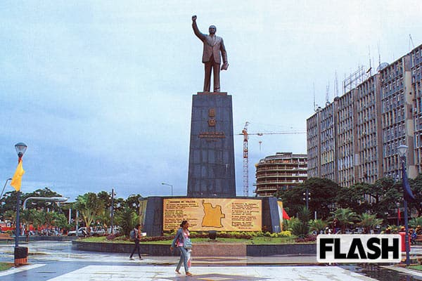 北朝鮮の銅像ビジネスがアフリカの独裁者にバカ受け   Smart FLASH ...